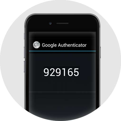 Two-Step Verification Google Authenticator