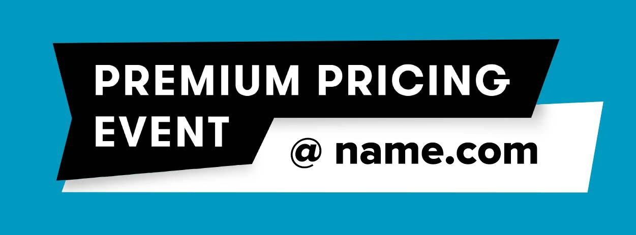 Premium Domain Price Drop